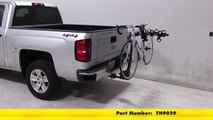 Review of the Thule Vertex 4 Hitch Bike Rack on a 2014 Chevrolet Silverado 1500 - etrailer.com