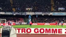 Napoli Milan Stadio San Paolo 22 Febbraio 2016