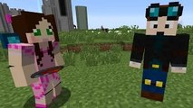 PopularMMOs Minecraft: PAT AND JEN CATCHING YOUTUBERS CHALLENGE [EPS9] [8]