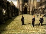 Harry Potter and the Order of the Phoenix PC demo Gameplay