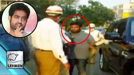Jr. Ntr FINED By Traffic Police