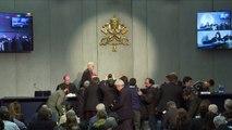 Papa cierra la puerta al matrimonio homosexual