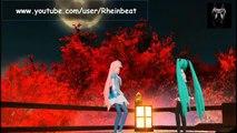 Rheinbeat - Sexy Cartoon Girls Dance - Trap Music Remix - 2015