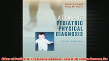 Free   Atlas of Pediatric Physical Diagnosis Text with Online Access 5e Read Download
