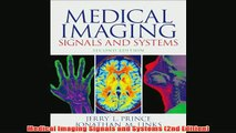 Free   Medical Imaging Signals and Systems 2nd Edition Read Download