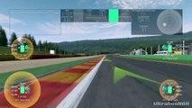 Project Cars Mclaren F1 GTR Longtail setup @ Spa 2:03,498