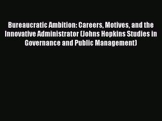 bureaucrats and bourgeois society kingston ralph