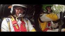 Opel Motorsport - Rallye de France Alsace - ADAM Cup 2014