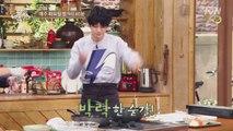 정준영의 요리 비법(?)