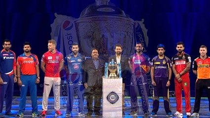 Red Carpet Of IPL 2016 Opening Ceremony & roll out with two new teams