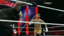 WWE CM Punk Vs Seth Rollins  WWE Raw 12 30 13