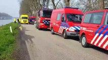 Auto raakt te water in Nordhorn, automobilist overleden - RTV Noord
