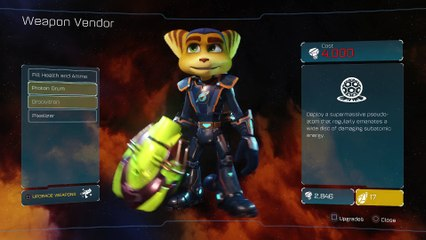 Ratchet & Clank - Gameplay de Ratchet & Clank