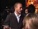 Heath Ledger - The Four Feathers Premiere