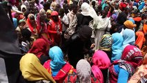 Omar Al Bashir in Al Geneina الجنينة/West_Darfur غرب دارفور/The Sudan السودان on 02 April 2016