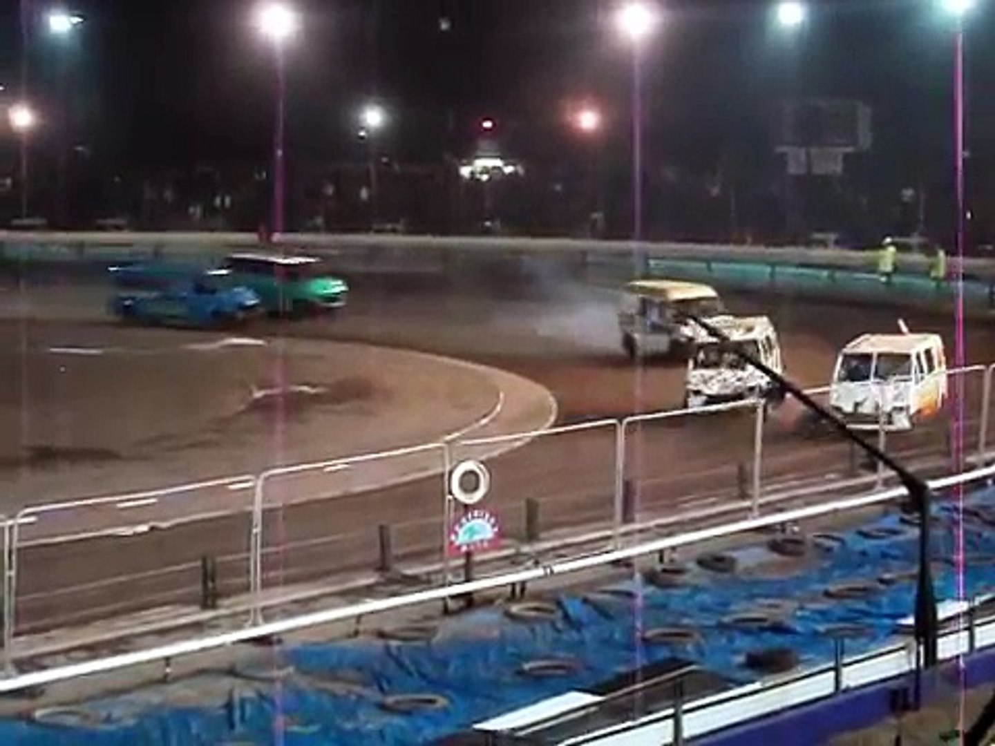 transit bangers - heat 1 @ coventry 12th march 2016