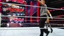 Zack Ryder vs. The Miz - Intercontinental Championship Match: Raw, April 4, 2016