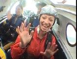 Col's New Zealand Skydive - 15,000 ft - Lake Taupo - 25/03/2008 (Full Original Video)