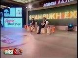 Shahrukh Khan Praising Hina Rabbani Khar in front of her Husband, Check her Reaction