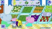 Peppa Pig En Francais   Jeu Pour Bébé   Peppa Pig Salle de bains Nettoyage