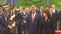 Thaçi merr detyrën e Presidentit - Top Channel Albania - News - Lajme
