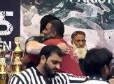 Pakistani Arm Wrestler Beat Indian Arm Wrestler