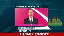 Report TV - Report TV - Deputeti Ervin Bushati flet për iniciativën për të ndihmuar Ina Ballën