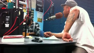 Andre Blaack Williams UAA interview