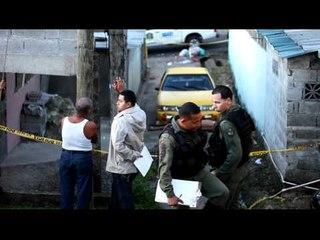 Abrieron fuego contra él / Video: Alexander Santamaría