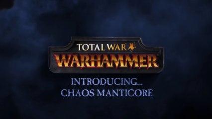 Total War : Warhammer - Manticores de Total War : Warhammer