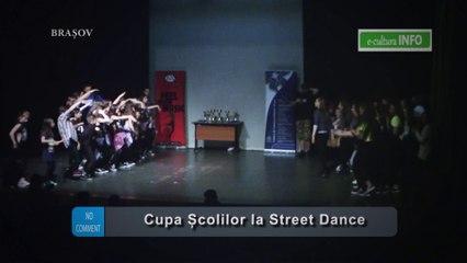 Cupa scolilor la Street Dance