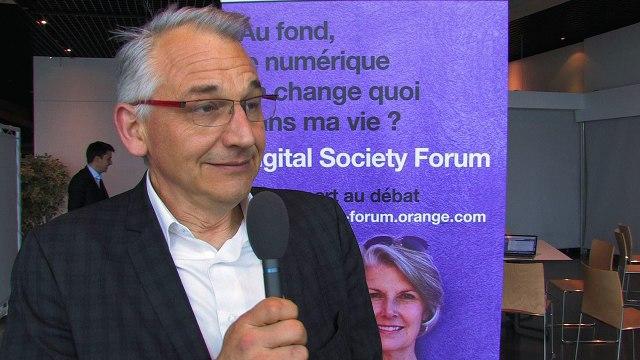 """""""Le Digital Society Forum à Bordeaux"""" Eric Arduin"""