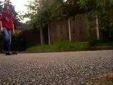 Double Kickflip Crossfoot