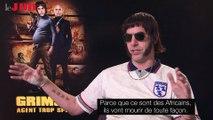 "Sacha Baron Cohen : ""J'aime tuer des gens"""