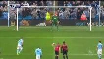 Sergio Aguero Goal - Manchester City 1 - 1 West Bromwich Albion