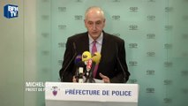 """Violences à Paris: """"300 à 400 militants extrémistes"""" dans le cortège contre la loi Travail"""