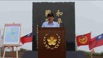 Taiwan reitera su soberanía en la disputa por las islas Diaoyutai en el mer de China Oriental