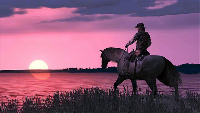 Red Dead Redemption - Compass Red Dead On Arrival Version