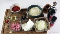 Pizza Dip Nasıl Yapılır ? - İdil Tatari - Yemek Tarifleri