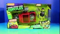 Teenage Mutant Ninja Turtles TMNT Krang Smashin' Jug Javelin Hot Rod Mikey Leo Shredder & Dog Pound