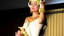 Cambodia in Japan 1 - Traditional Dance @ Asean Festival 2012 tokyo Japan