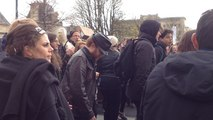 Manifestation contre la loi travail à Caen