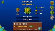 [Geometry Dash] - Free 5 Stars and Coins - Royalty by Relate