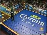 AAA-SinLimite 2009-03-22 Monterrey 05 La Parka vs. Silver King