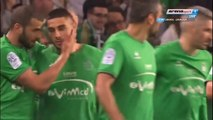 1-0 Neal Maupay Goal France Ligue 1 - 09.04.2016, AS Saint-Étienne 1-0 Troyes AC