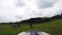 Discover Hanoi countryside by motorbike 1 Day, Vietnam Motorbike Tours