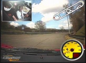 Votre video de stage de pilotage B058030416PIPA0043