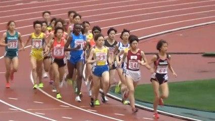 2015日本選手権 女子5000m決勝