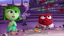 Inside Out Goofball Island Falls Gets Destroyed scene 1080pHD!