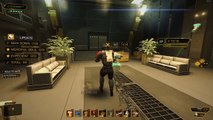 Deus Ex Human Revolution PC Gameplay Max Settings 60 FPS